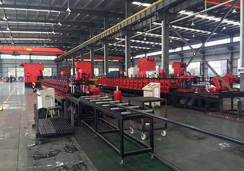 光伏支架生产设备